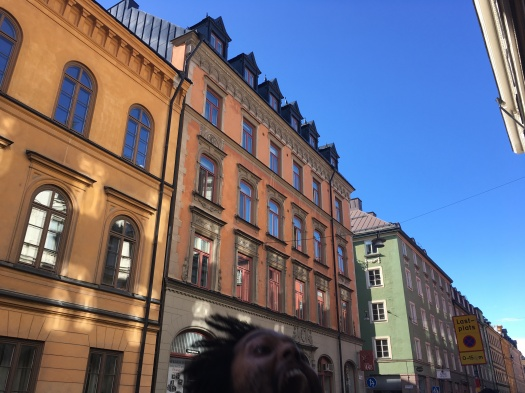 Stockholm pretty buildings feat. Mario