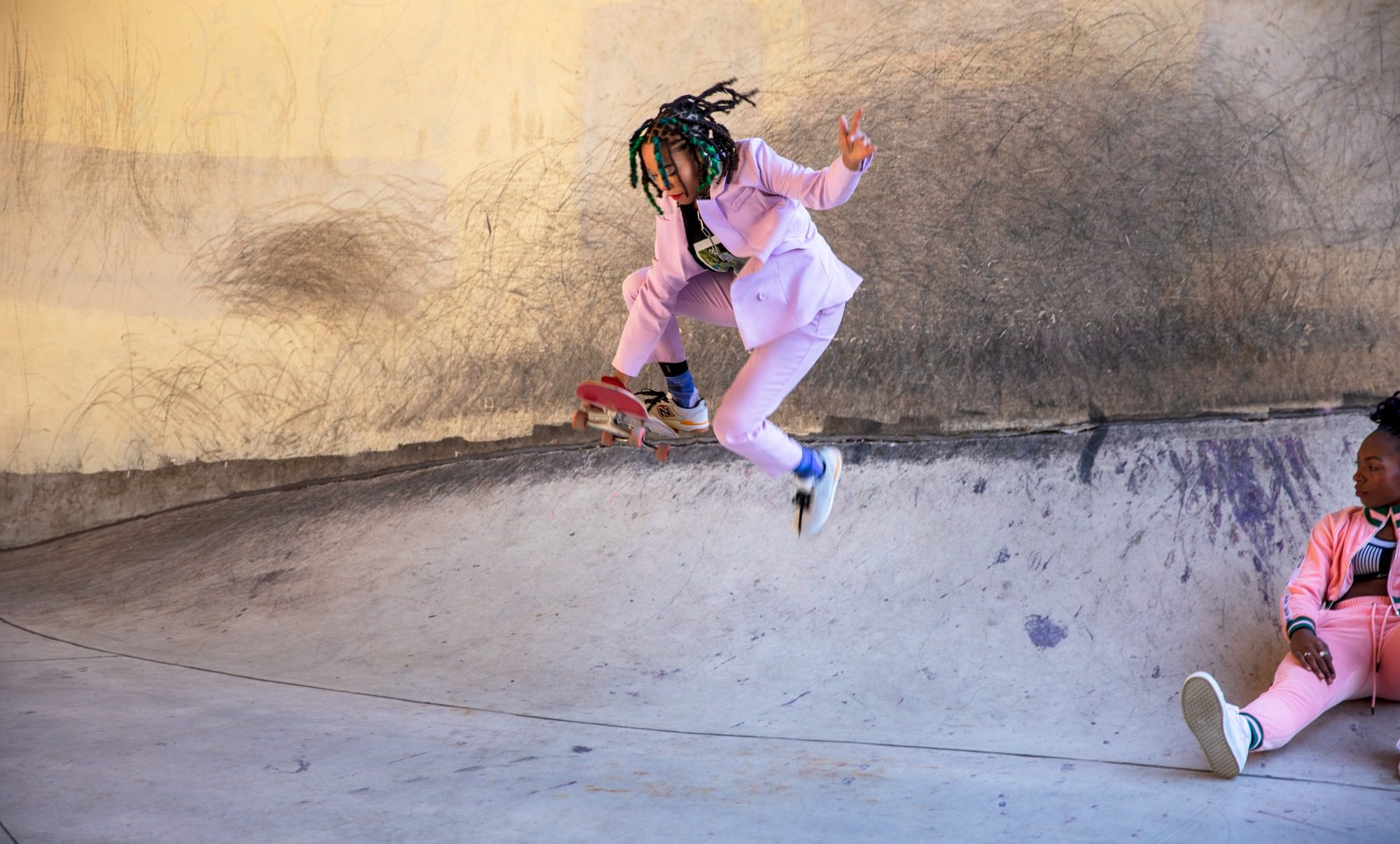 Skate into the Sun